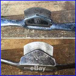 Vintage Hand Tools RARE BAILEY TOOL CO SPOKESHAVE Old Antique Metal Plane #86