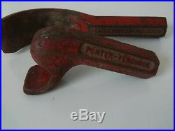 Vintage PORTER-FERGUSON JDM-4 & JN4 Auto Body Tools Spoon Dollie Hammer #P43E