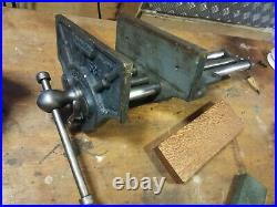 Vintage Record No 53 53A Quick Release woodworking vice