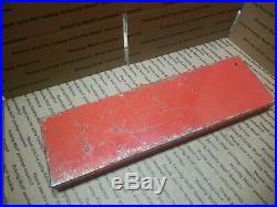 Vintage Snap-on 68 Piece 1/4 Drive SAE General Service Socket Set LOT EXCELLENT