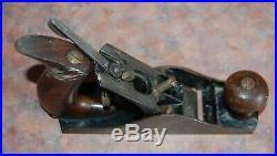 Vintage Stanley No. 2C hand wood Plane