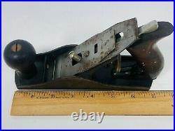 Vintage Stanley No. 2 Smooth Bottom Hand Plane