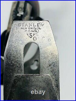 Vintage Stanley No. 2 Smooth Hand Plane Type 11 1910-1918 V Logo