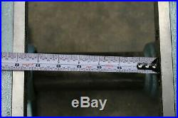 Wilton 1765 Vise with Swivel Base & 6-1/2 Serrated Jaws Vice 63201 Made in USA