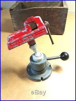 Wilton 2 1/4 Machinist Jewelers Gunsmith Vise with Wilton Work Positioner
