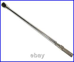 Wright Tool 6448 3/4-Inch Drive 100-600ft. Lb. Click Torque Wrench Ratchet Handle