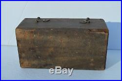 Ww2 U. S, (74th Inf). Army/ Military Letters & Number Steel Metal Stamp Punch Sets