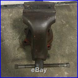 Yost Model 34C Heavy Duty Swivel Base Combination Pipe & Bench Vise 6